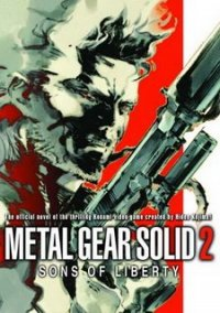 Обложка Metal Gear Solid 2: Sons of Liberty HD Edition
