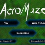 Скриншот AcroMaze