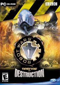Обложка Robot Wars: Arenas of Destruction
