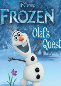 Обложка Disney Frozen: Olaf's Quest