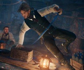 Арно учится фехтовать в Бастилии в трейлере Assassin's Creed Unity