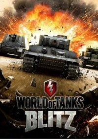Обложка World of Tanks Blitz