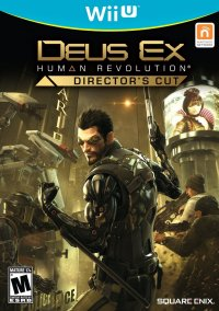 Обложка Deus Ex: Human Revolution - Director's Cut