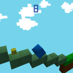 Скриншот Cubey: Escape from CubeWorld – Изображение 3