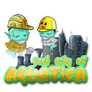 Обложка Lost City of Aquatica