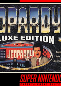 Обложка Jeopardy!: Deluxe Edition