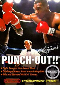 Обложка Mike Tyson's Punch-Out!!