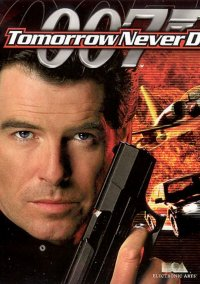 Обложка 007: Tomorrow Never Dies