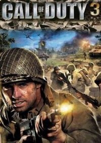 Обложка Call of Duty 3