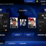 Скриншот MLB Perfect Inning