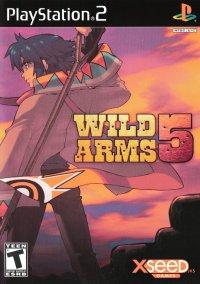 Обложка Wild Arms 5