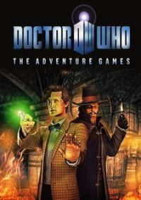 Обложка Doctor Who: The Adventure Games - City of the Daleks