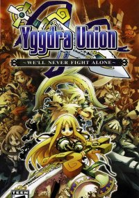 Yggdra Union - We'll Never Fight Alone – фото обложки игры