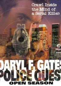 Обложка Daryl F. Gates' Police Quest: Open Season