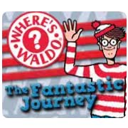 Обложка Where's Waldo: The Fantastic Journey