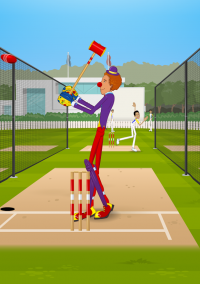 Обложка Stick Cricket 2