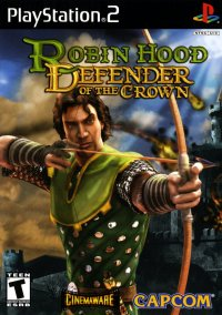 Обложка Robin Hood: Defender of the Crown