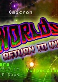 Weird Worlds: Return to Infinite Space – фото обложки игры
