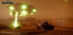 World of Tanks. Битва за Марс