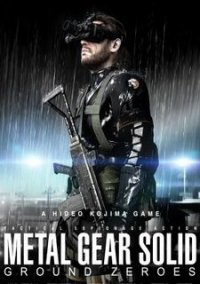Обложка Metal Gear Solid 5: Ground Zeroes