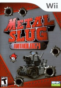 Обложка Metal Slug Anthology