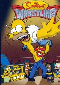 Обложка The Simpsons Wrestling