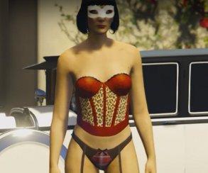 Rockstar оденет игроков GTA Online в леопардовое нижнее белье