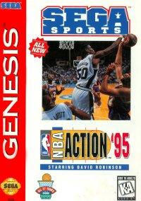 Обложка NBA Action '95
