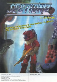 Section-Z – фото обложки игры