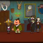 Скриншот Adventures of Bertram Fiddle: Episode 1 - A Dreadly Business – Изображение 11