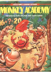 Обложка Monkey Academy