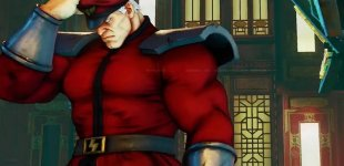 Street Fighter V. Персонаж M. Bison