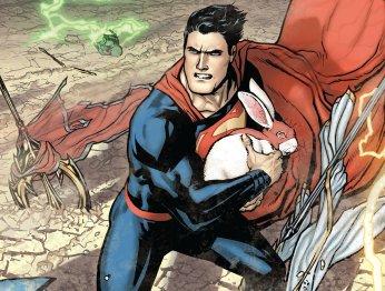 В комиксах DC продолжается охота на Суперменов