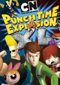 Cartoon Network: Punch Time Explosion – фото обложки игры