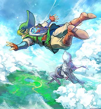 Всё, за что мы любим The Legend of Zelda