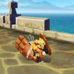 Скриншот Chocobo Racing 3D – Изображение 1