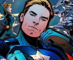 Как изменился Капитан Америка, став агентом Гидры?