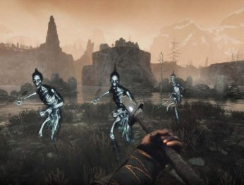 Conan Exiles. Релизный трейлер DLC The Frozen North