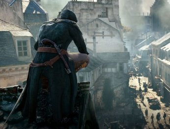 Гифка дня: десинхронизация в Assassin's Creed Unity