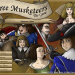 Скриншот The Three Musketeers: The Game – Изображение 3