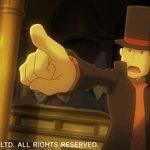 Скриншот Professor Layton vs. Ace Attorney – Изображение 6