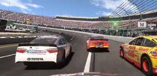 NASCAR Heat Evolution. Геймплейный трейлер