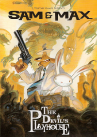 Обложка Sam & Max: The Devil's Playhouse Episode 4: Beyond the Alley of the Dolls