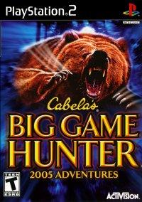 Обложка Cabela's Big Game Hunter 2005 Adventures