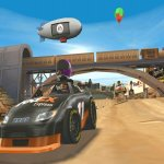 Скриншот NASCAR Kart Racing – Изображение 7