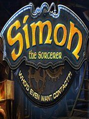 Simon the Sorcerer: Who'd Even Want Contact?! – фото обложки игры