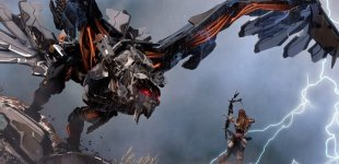 Horizon: Zero Dawn. Трейлер Stormbird