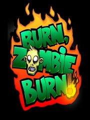 Обложка Burn Zombie Burn