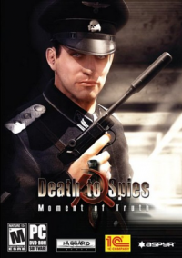 Обложка Death to Spies: Moment of Truth