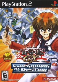Обложка Yu-Gi-Oh! GX: The Beginning of Destiny